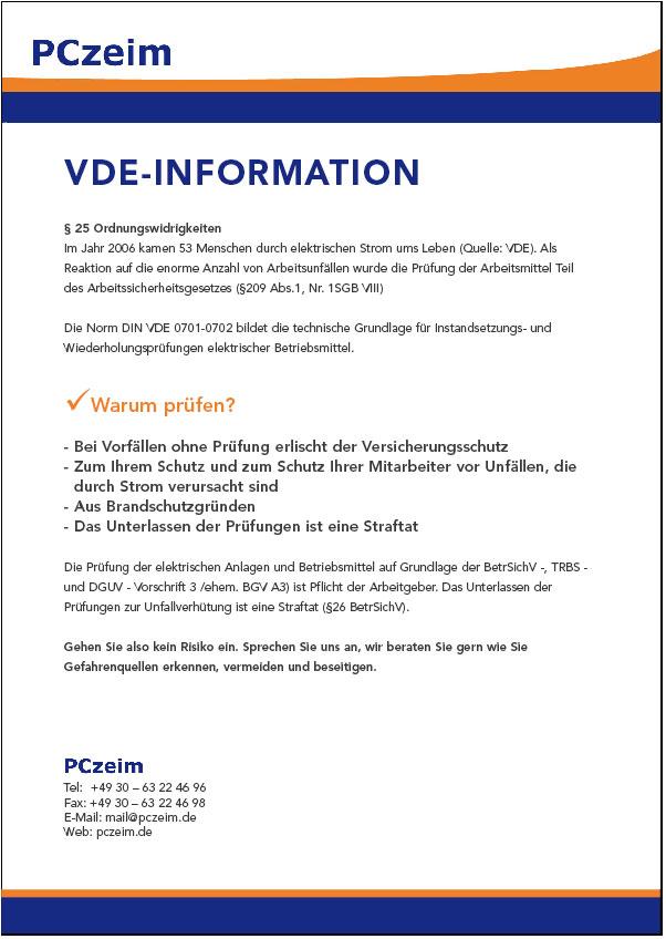 vde-info